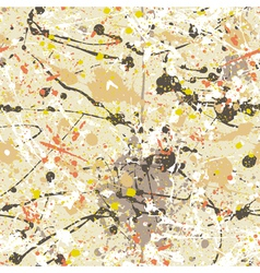 Splatter paint wallpaper vector
