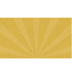 Vintage horizontal background with sunbeams vector