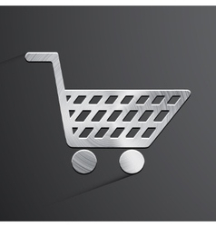 shopping backgrounds vector image