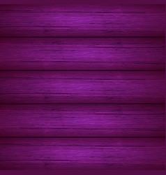 dark violet wooden planks texture vector image