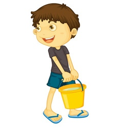 carry paint vector image