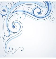 Classic ornament vector image vector image