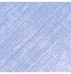Blue Halftone Texture vector image vector image