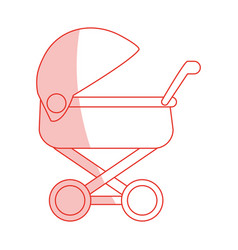 Baby related objects vector