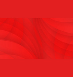 Abstract background of redcolor curved lines vector