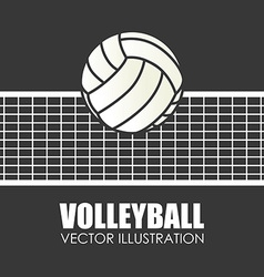 Sport design over gray background vector