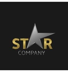 Star company logo vector
