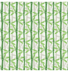 bamboo wallpaper vector image