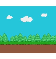 271016 0038 pixel background vector image