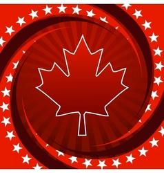 Canada Day vector image