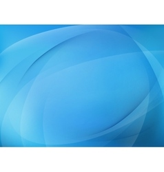 Abstract blue light background EPS 10 vector image