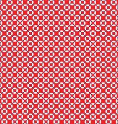 Seamless life preserver pattern vector