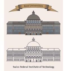 Eth zurich swiss federal institute of technology vector