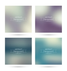 colorful abstract backgrounds vector image