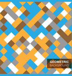 retro geometric covers templates set vector image