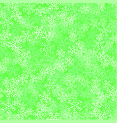 Showflakes seamless pattern vector