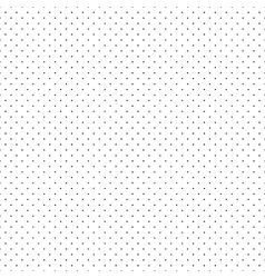 Black Dots White Background vector image