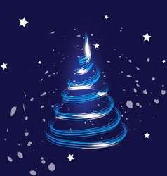 CrismasTree vector image