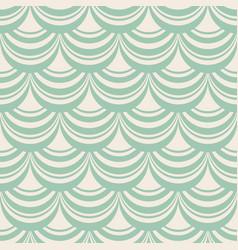 Light blue stylish abstract seamless pattern vector