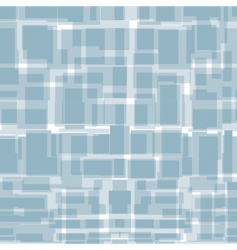 Seamless background from blue rectangles vector