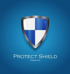 Shild icon vector