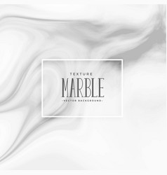 Stylish marble texture background design vector