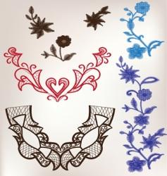 vector vintage design vector image vector image