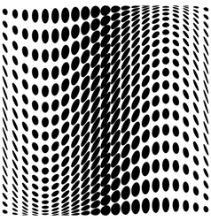 Design monochrome dots background vector
