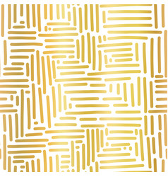 gold foil metallic abstract seamless vector image