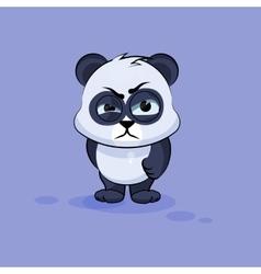 Isolated Emoji character cartoon vector