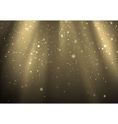 Light Rays And Light Dust vector