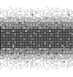 squares texture mono i vector image