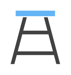 stool vector image