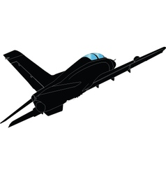 airplan vector image