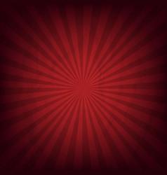 Cardboard dark red wrinkles sunburst texture vector