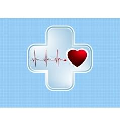ECG Electrocardiogram EPS 8 vector
