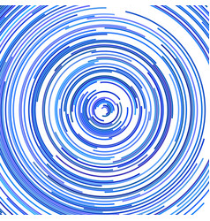 psychedelic abstract background from concentric vector image