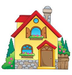House theme image 1 vector