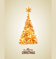 Merry christmas white background vector