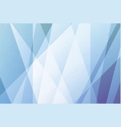 Corporate blue backgroundabstract shapes vector