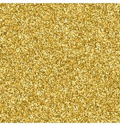 Gold glitter vector