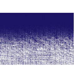 jeans rough texture crumpled burlap vector image