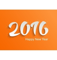 Happy New Year Background vector image vector image