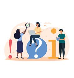 Getting help information vector