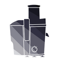 juicer machine icon vector image