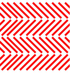 red pink white diagonal stripe seamless pattern vector image