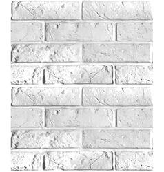 Seamless pattern of brick wall vector