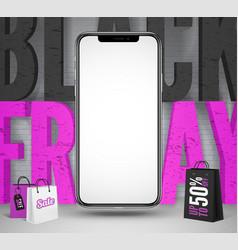 Black friday social media banner template vector