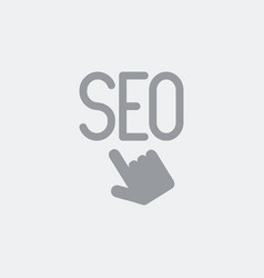Choose the seo services vector