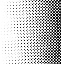 Grunge halftone dots texture background Dotted vector image